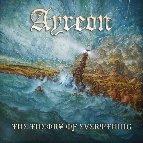 Ayreon - The Theory Of Everything - Cover