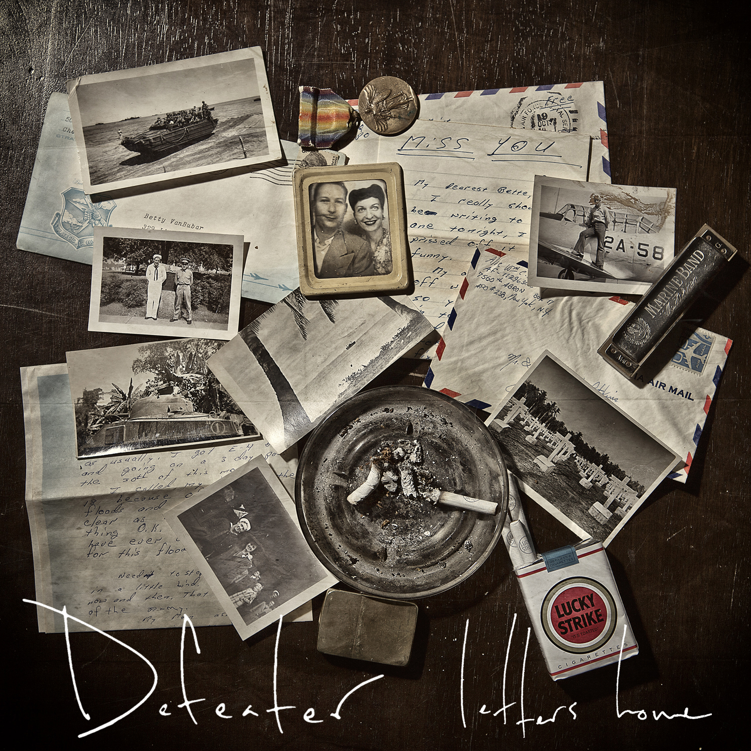 Defeater - Letters Home - Cover