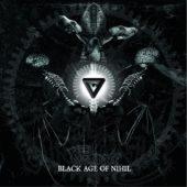 Distaste - Black Age Of Nihil - CD-Cover