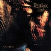 Paradise Lost - Gothic - CD-Cover