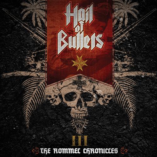 Hail Of Bullets - III: The Rommel Chronicles - Cover
