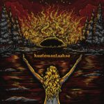 Cover - Kuolemanlaakso – Musta Aurinko Nousee (EP)