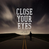 Close Your Eyes - Line In The Sand - CD-Cover