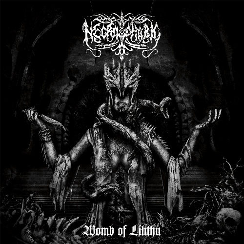 Necrophobic - Womb Of Lilithu - Cover