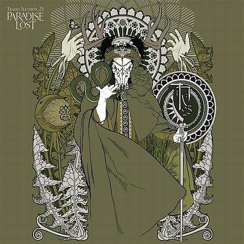 Paradise Lost - Tragic Illusion 25 - Cover