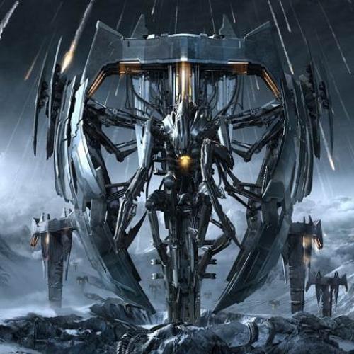 Trivium - Vengeance Falls - Cover