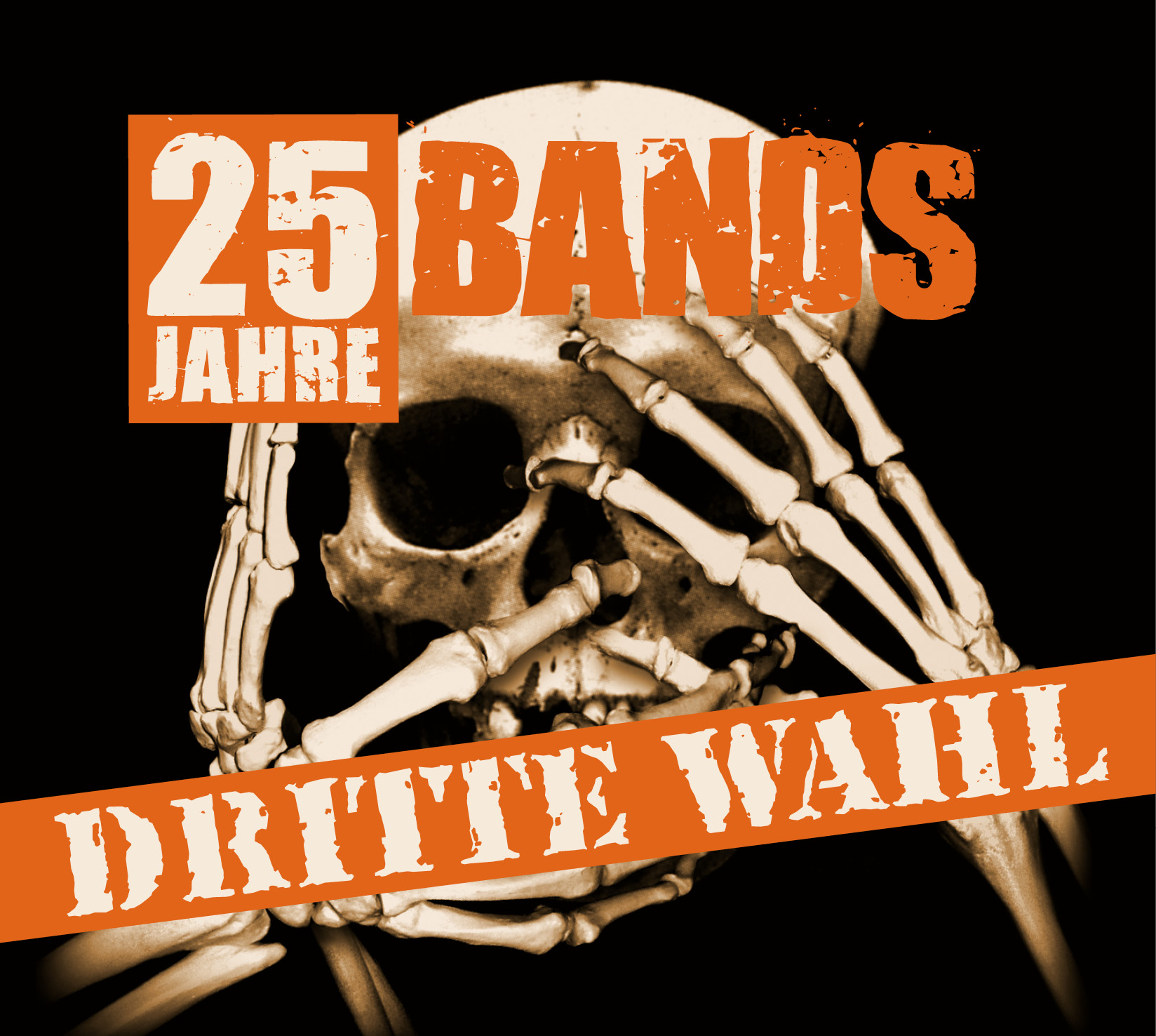 Dritte Wahl - 25 Jahre - 25 Bands - Cover