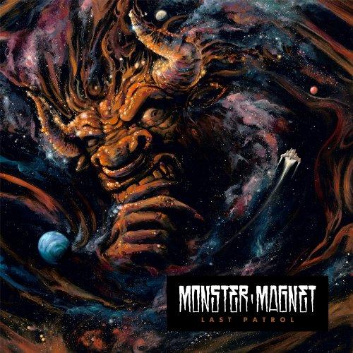 Monster Magnet  - Last Patrol - Cover