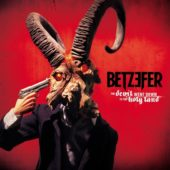 Betzefer - The Devil Went Down To The Holy Land - CD-Cover