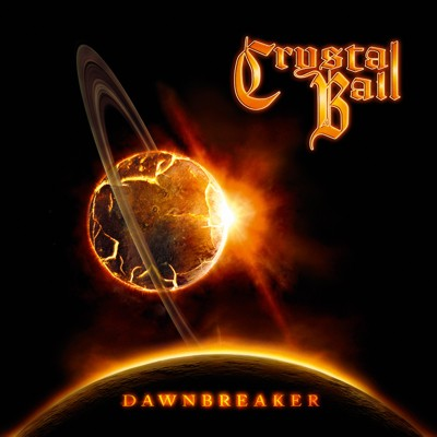 Crystal Ball - Dawnbreaker - Cover