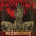Cover - Exhumed – Necrocracy