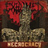 Exhumed - Necrocracy - CD-Cover