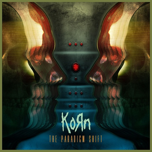 Korn - The Paradigm Shift - Cover