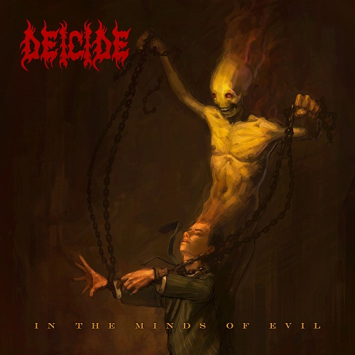 Deicide - In The Minds Of Evil - Cover