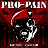 Pro-Pain - The Final Revolution - CD-Cover