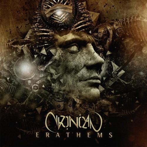 Cronian - Erathems - Cover