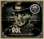 Volbeat - Outlaw Gentlemen & Shady Ladies (Tour Edition) - CD-Cover