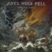 Axel Rudi Pell - Into The Storm - CD-Cover