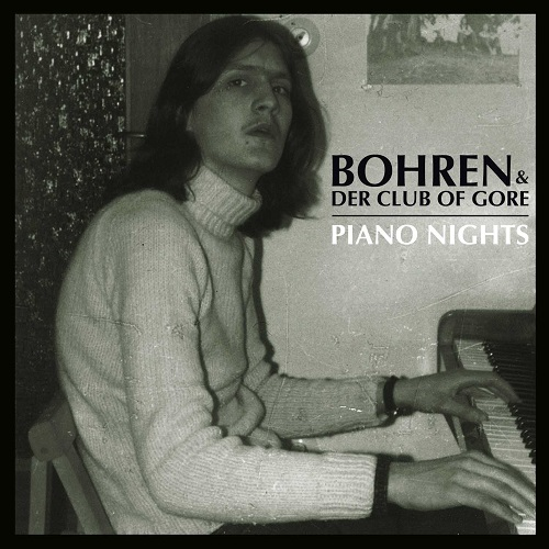Bohren & Der Club Of Gore - Piano Nights - Cover