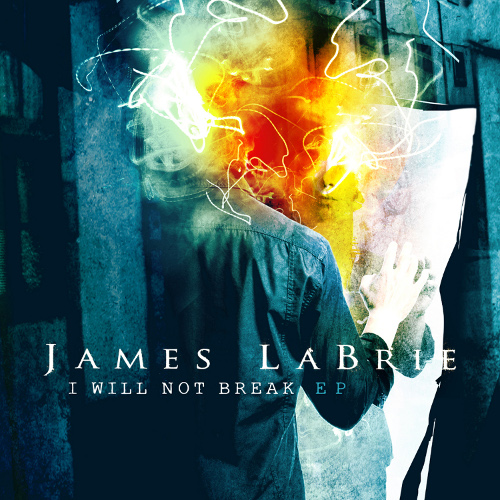 James LaBrie - I Will Not Break (EP) - Cover