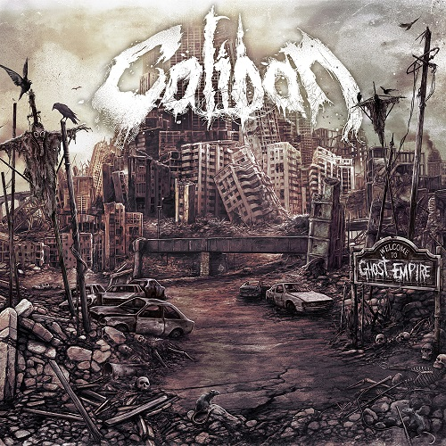 Caliban - Ghost Empire - Cover