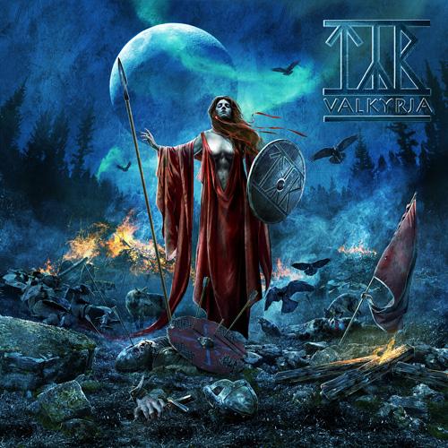 Tyr - Valkyrja - Cover