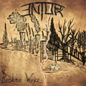 Entorx - Broken Ways - CD-Cover