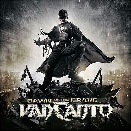 Van Canto - Dawn Of The Brave - Cover