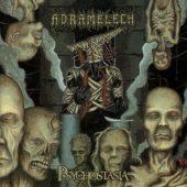 Adramelech - Psychostasia (Re-Release) - CD-Cover