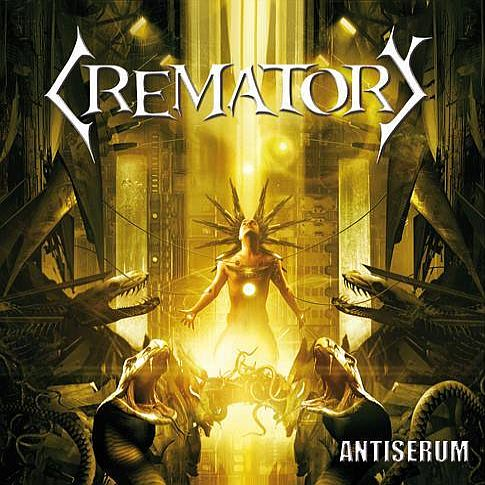 Crematory - Antiserum - Cover