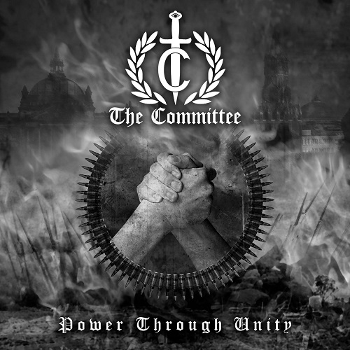 The Committee - Power Through Unity - Cover