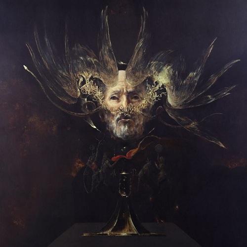 Behemoth - The Satanist - Cover