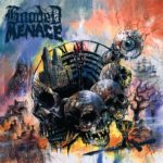 Cover - Hooded Menace – Labyrinth Of Carrion Breeze (EP)