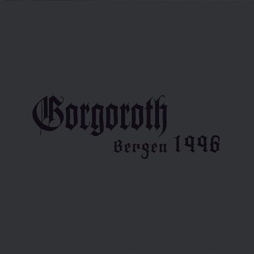 Gorgoroth - Bergen 1996 (Live-EP) - Cover