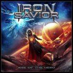 Cover - Iron Savior – Rise Of The Hero