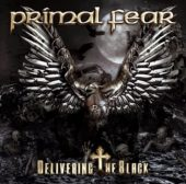 Primal Fear - Delivering The Black - CD-Cover