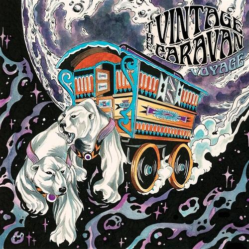 The Vintage Caravan - Voyage - Cover