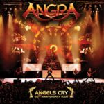 Cover - Angra – Angels Cry – 20th Anniversary Tour (live)