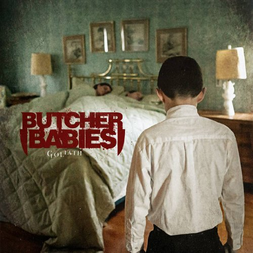 Butcher Babies - Goliath - Cover