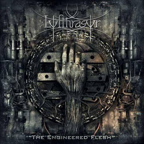 Lyfthrasyr - The Engineered Flesh - Cover