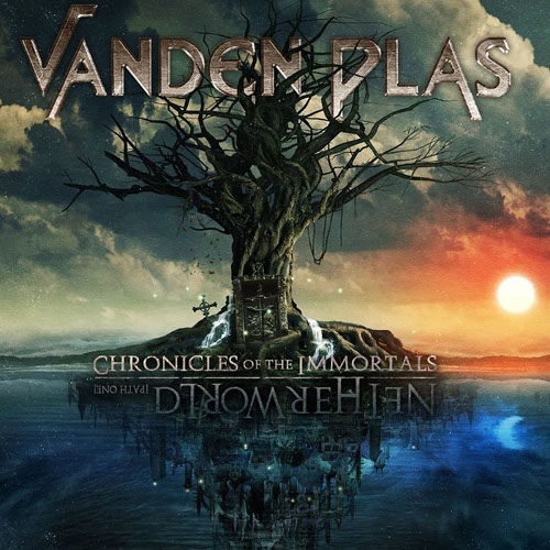 Vanden Plas - Chronicles Of The Immortals: Netherworld [Path One] - Cover