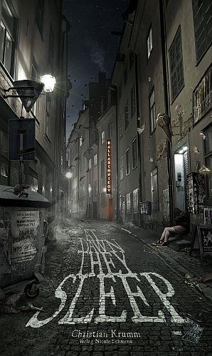 Christian Krumm - At Dawn They Sleep - Cover
