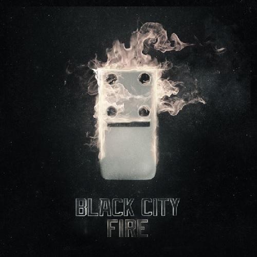 Black City - Fire - Cover
