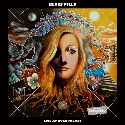 Blues Pills - Live At Rockpalast (EP) - Cover