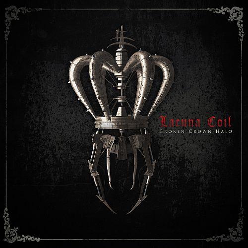 Lacuna Coil - Broken Crown Halo - Cover