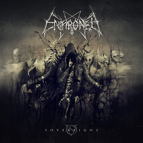 Enthroned - Sovereigns - Cover