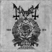 "Mayhem - Psywar (7"" Vinyl-Single)  - CD-Cover"