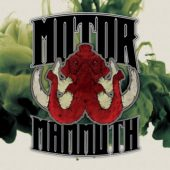 Motor Mammoth - MMXIII  - CD-Cover