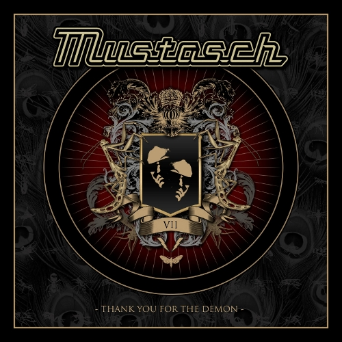 Mustasch - Thank You For The Demon - Cover