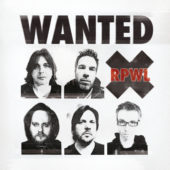 RPWL - Wanted - CD-Cover